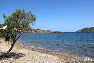 location sail away astypalaia beach