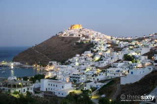 location sail away astypalaia town